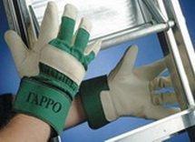 Перчатки ГАРРО кожаные комбинированные