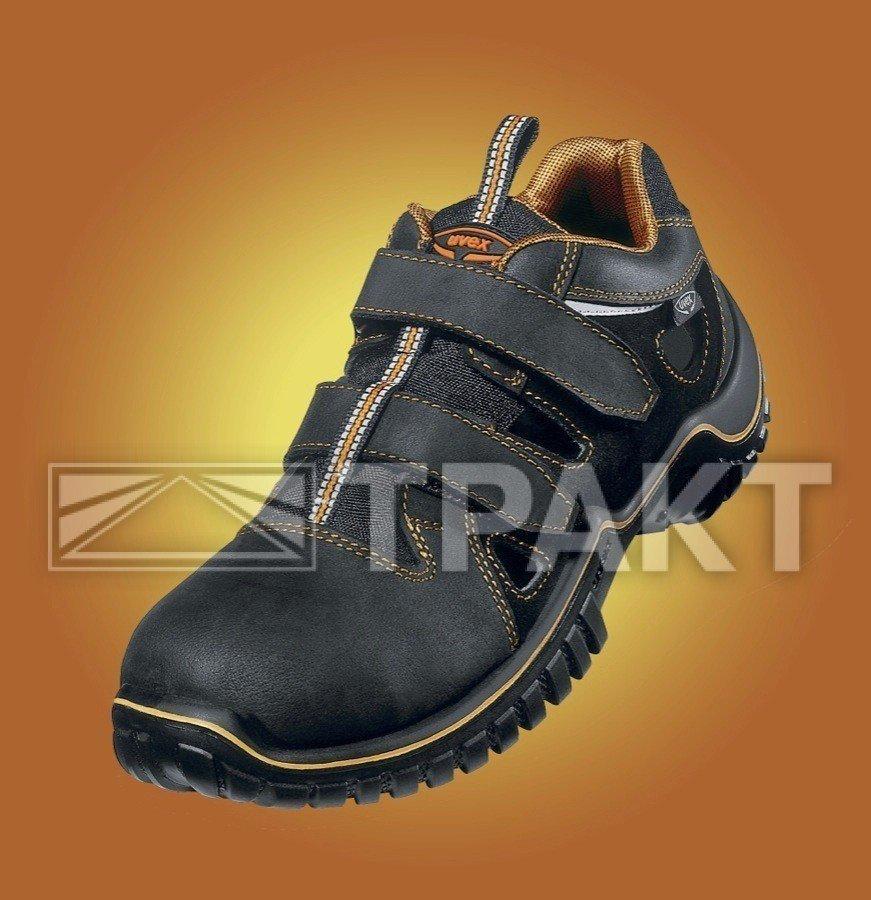 Обувь с железным подноском