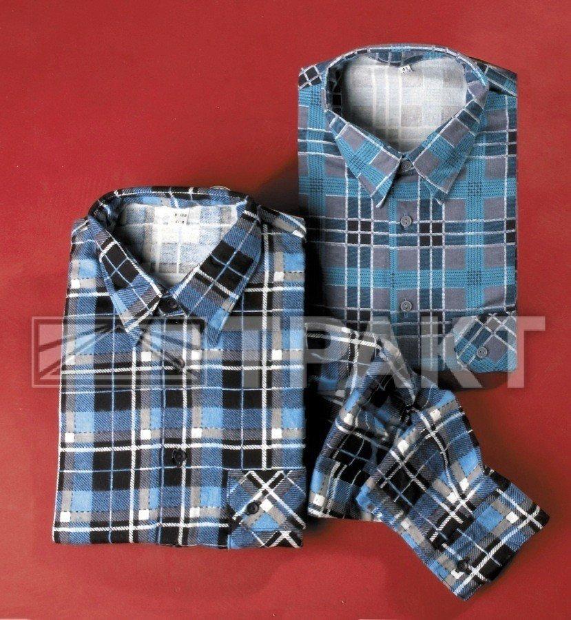 e13c9eed7ba37c2 Рубашка фланелевая - спецодежда от ТРАКТ